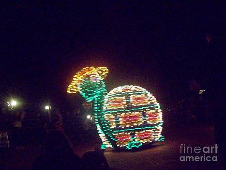 Electric Snail by Jackie Bodnar