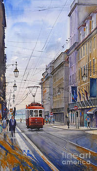 ELECTRICO Lisboa by Antonio Bartolo