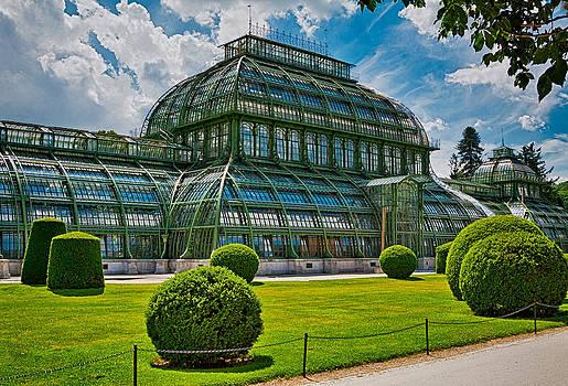 Elegant Greenhouse by Viacheslav Savitskiy
