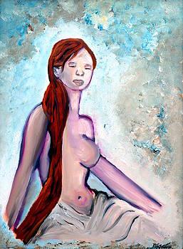 Ayasha Loya - elegante femme nue