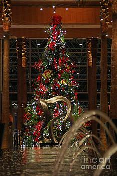 Elemental Christmas Tree by Jeff Sommerfield