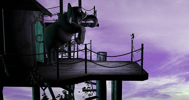 Thomas Olsen - Elephant and mouse