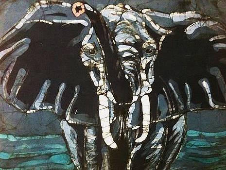 Elephant  by Kay Shaffer