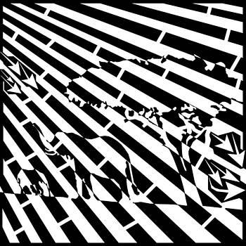 Elephants in Kenya Maze  by Yonatan Frimer Maze Artist