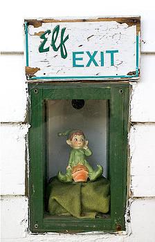 Steven Ralser - elf exit, Dubuque, Iowa