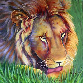 Elixir of Lion by Sarah Soward