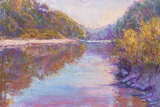 Elk Creek Afternoon by Michael Camp