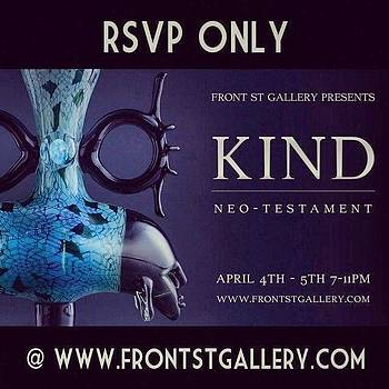 @elkindito's Show Kicks Off Tonight At by Coyle Glass