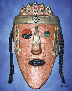 Elleba Mask by Charles Smith