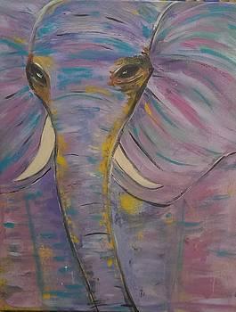 Ellie Elephant by Judi Goodwin