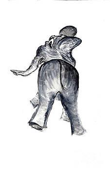 Judy Hall-Folde - Ellie the Elephant