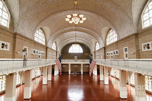 Oscar Gutierrez - Ellis Island