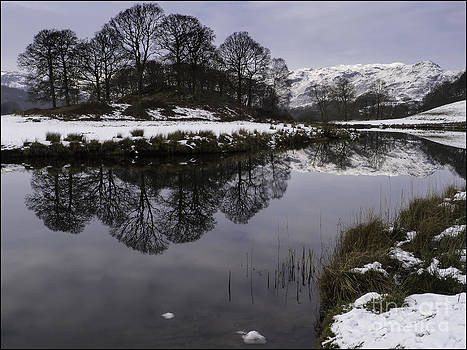 Elterwater and The Langdales by George Hodlin