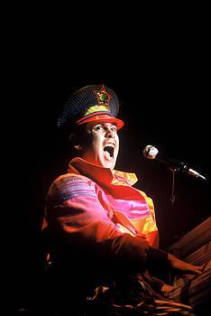 Elton John '84 by Chris Deutsch