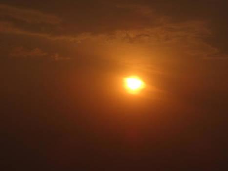 Elusive Sun Rays by Yelnats TM