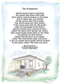 Elvis - The Birth Place by Patricia Neely-Dorsey