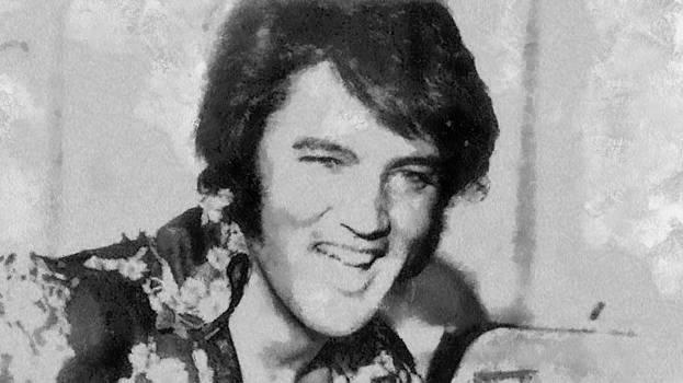Elvis Presley Rock n Roll Star by Georgi Dimitrov