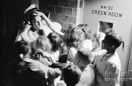 The Harrington Collection - Elvis Presley Mobbed by Adoring Fans 1956