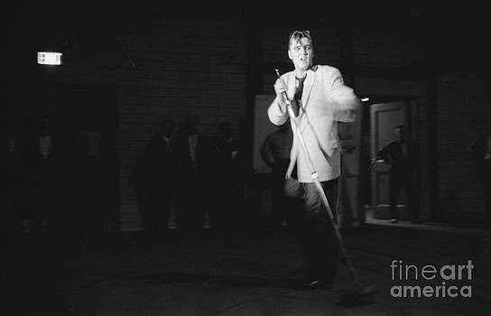 The Harrington Collection - Elvis Presley Performing in Dayton in 1956