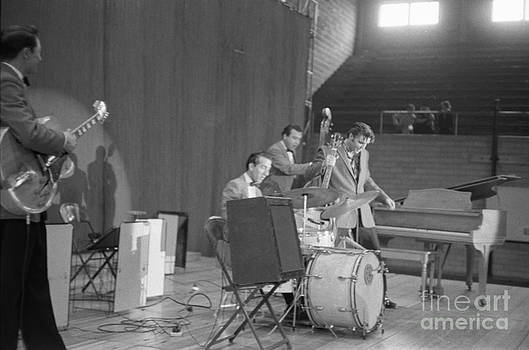 The Harrington Collection - Elvis Presley Scotty Moore D.J. Fontana and Bill Black 1956