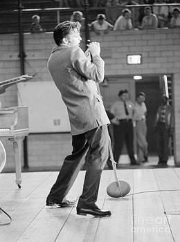 The Harrington Collection - Elvis Presley Singing in Dayton in 1956