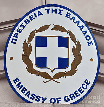 Jost Houk - Embassy of Greece