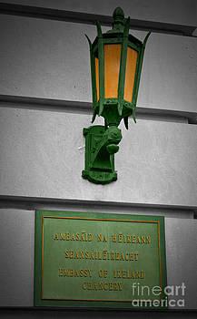 Jost Houk - Embassy of Ireland