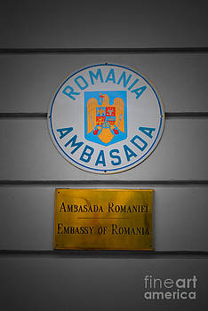 Jost Houk - Embassy of Romania