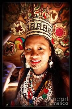 Bob Hislop - Embera Chieftess