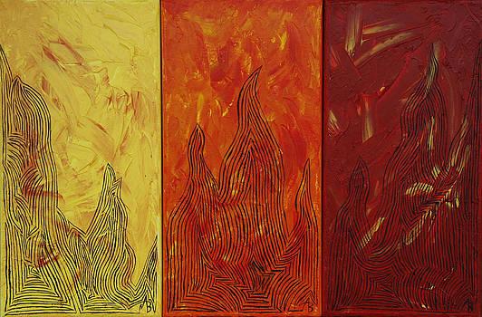 Embrace The Flame by Alex Banman
