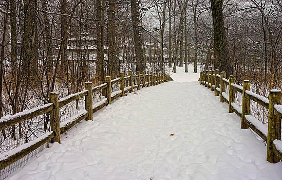 Embracing Winter by Nicky Jameson