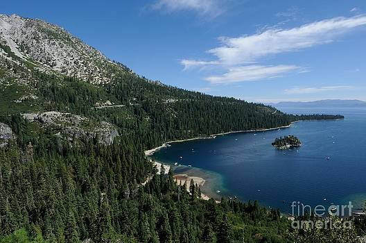 Emerald Bay Lake Tahoe California USA by John Kelly