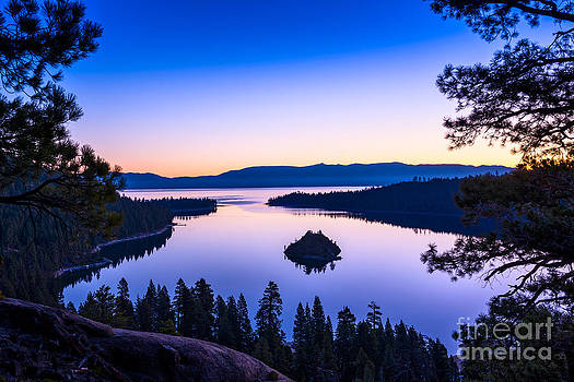 Jamie Pham - Emerald Bay Sunrise