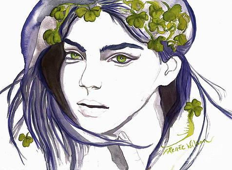 Emerald Eyes by D Renee Wilson