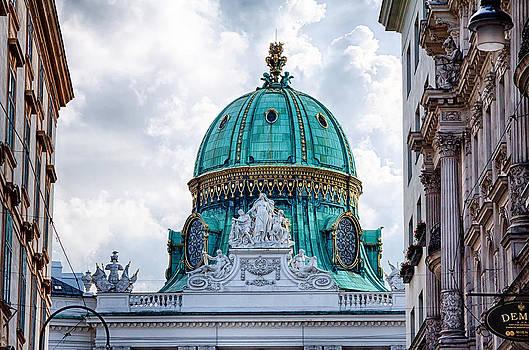 Emerald Hofburg Dome by Viacheslav Savitskiy