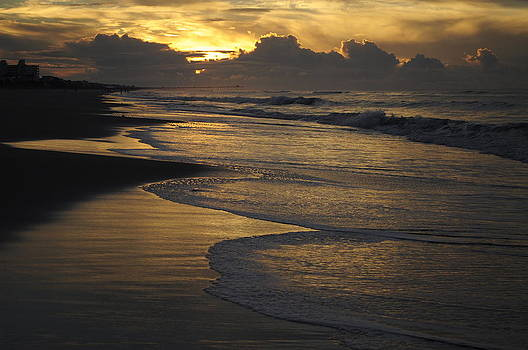Emerald Isle Sunrise by Bob Grabowski