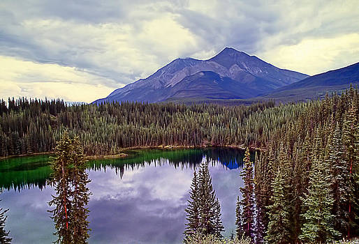 Matt Create - Emerald Lake NWT Canada