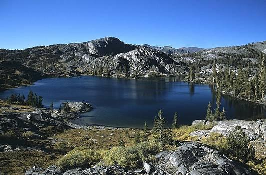 Don Kreuter - Emerald Lake on John Muir Trail