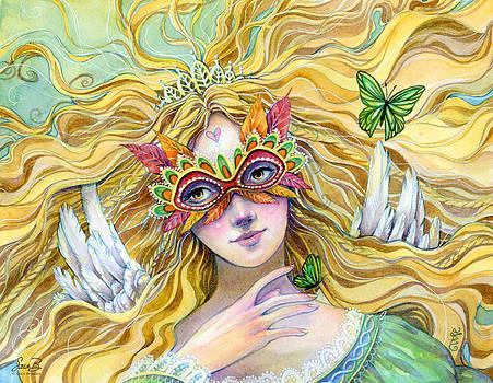 Emerald Princess by Sara Burrier