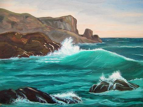 Emerald Sea by Cynthia Riley