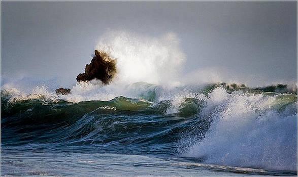 Emerald Storm by Mirza Ajanovic