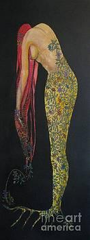 Emergence by Marilyn  Sahs