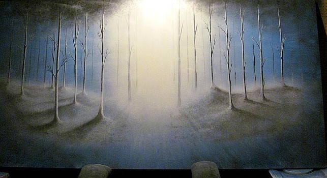 Emerging Artist by Tyrone Webb