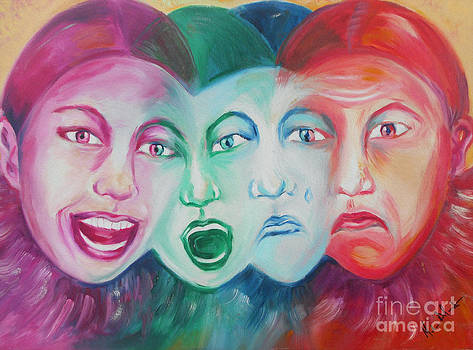 Emotions by Melanie Alcantara Correia