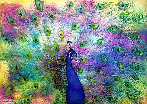 Emperor Peacock by Janet Immordino