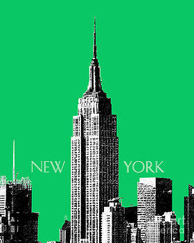 DB Artist - Empire State Building - Green