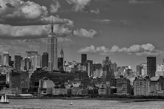 Empire State building by D Plinth