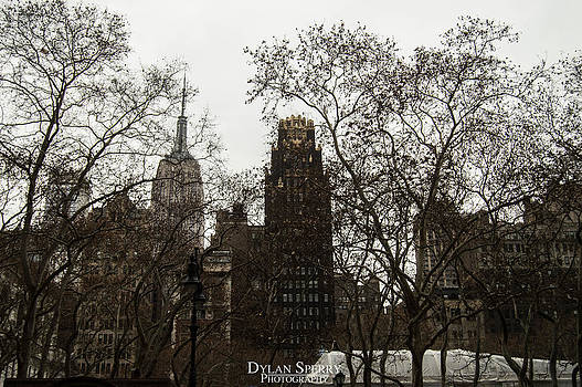 Empire State Building by Dylan Sperry