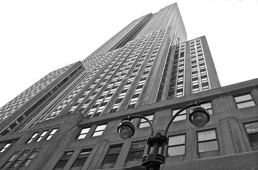 Empire State Building by Galexa Ch