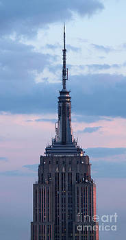 Gregory Dyer - Empire State Building - New York City at night